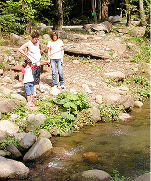 これだけは知っておこう!子供との川遊びの注意点